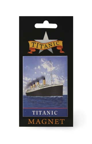 RMS Titanic Image Fridge Magnets
