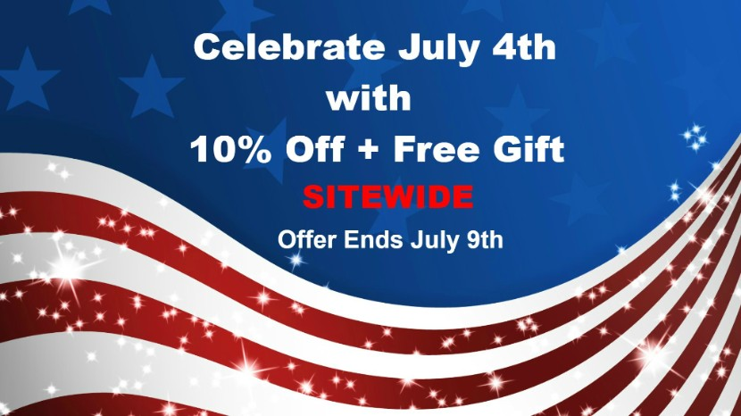 Independence Weekend Sale