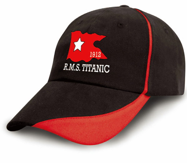 Titanic Deluxe Embroidered Cap