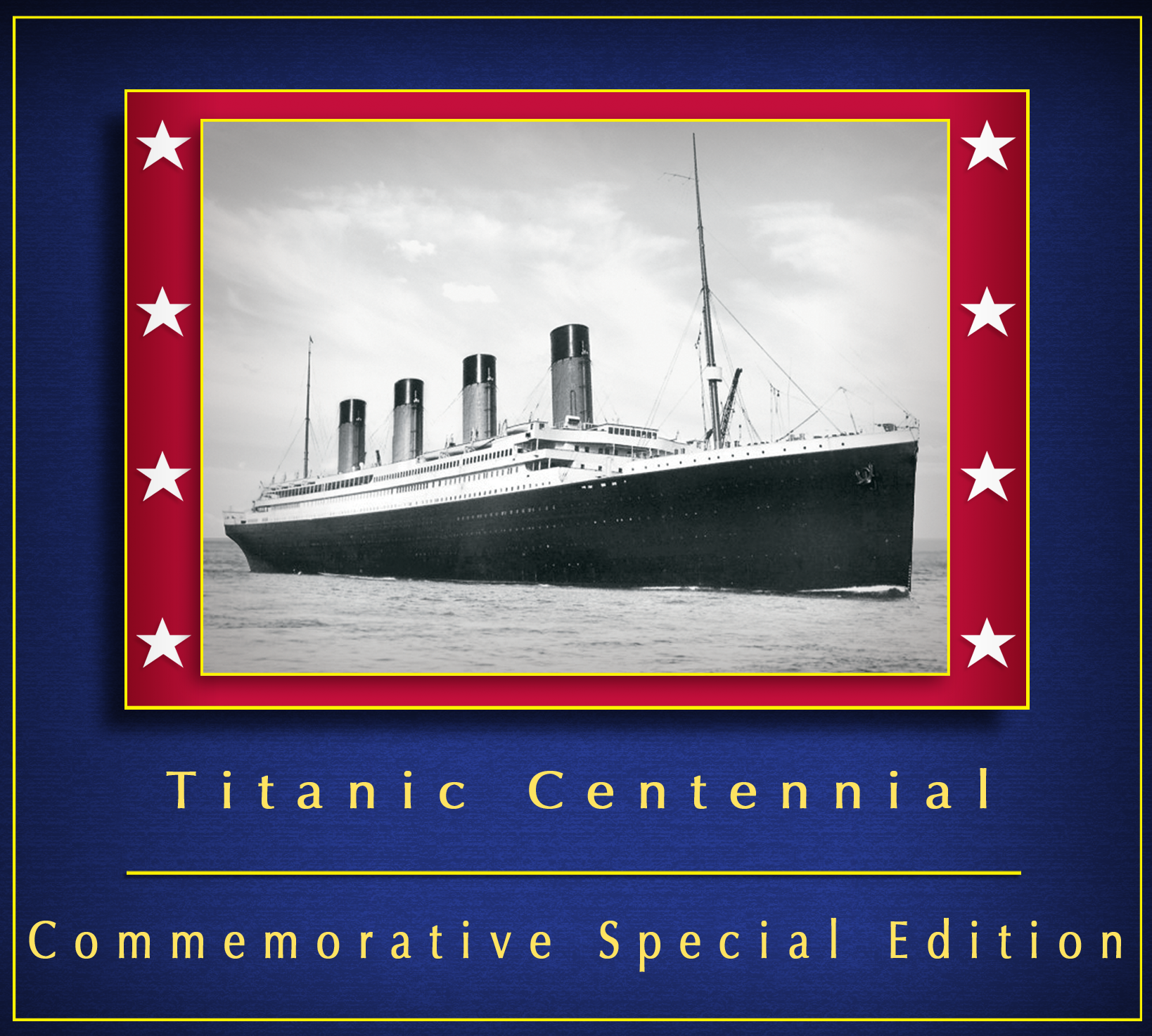 The Titanic Centennial: Commemorative CD/Arvel Bird