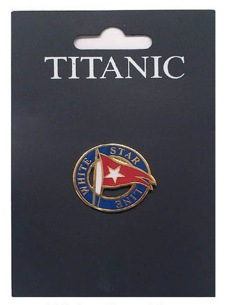 RMS Titanic Badges