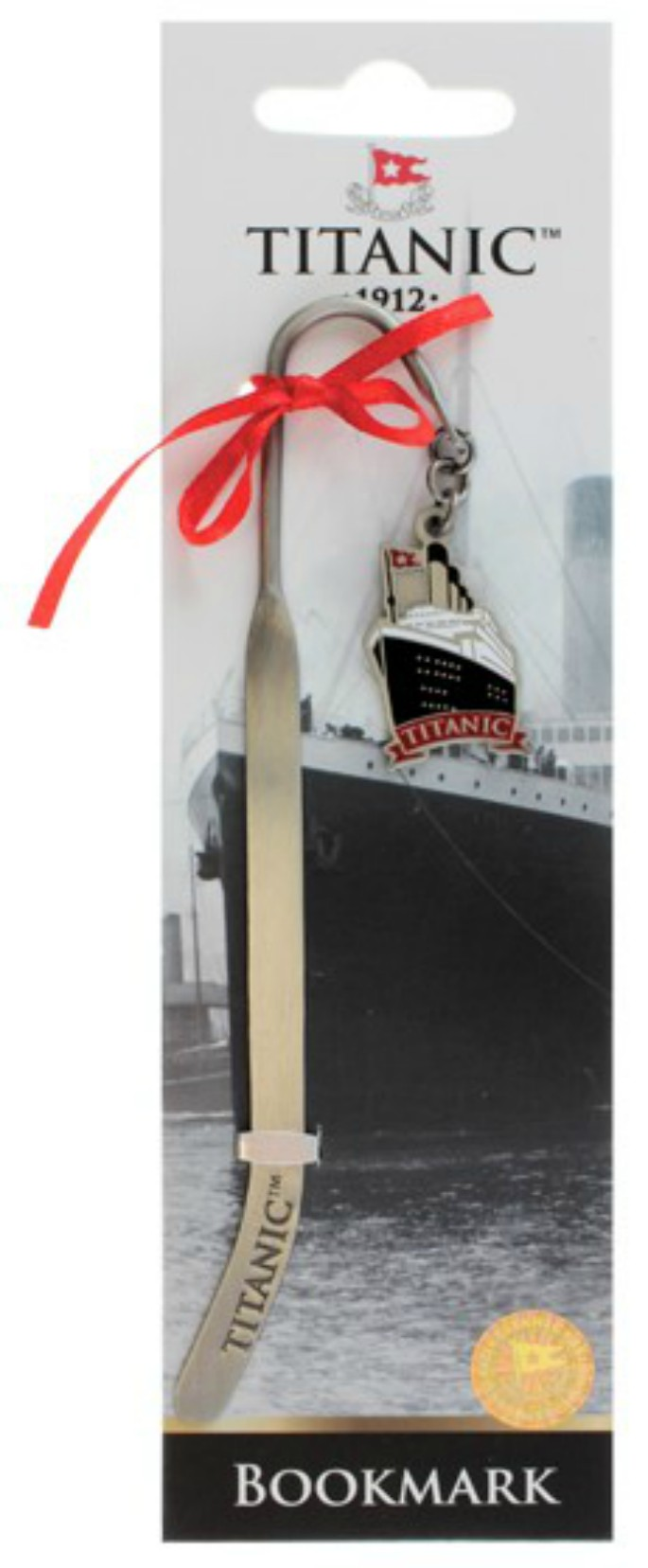 Titanic 1912 Bookmark