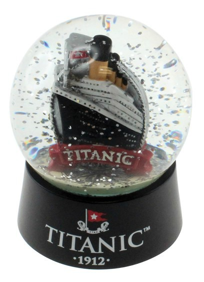 Titanic 1912 Waterball - Click Image to Close