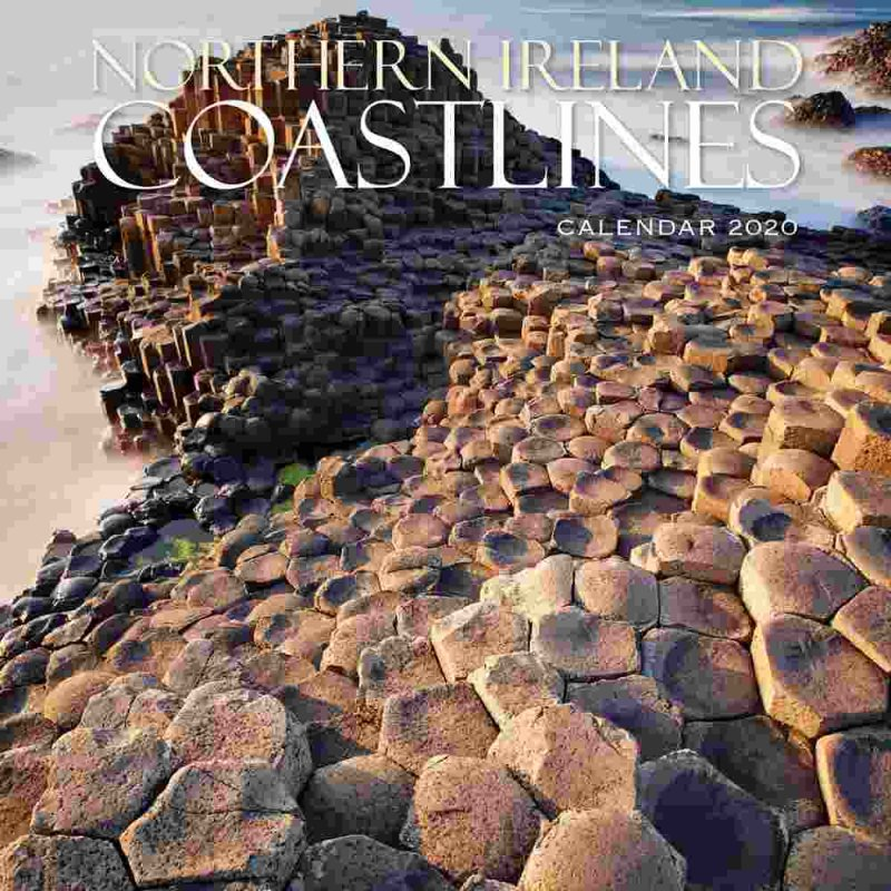 Northern Ireland Coastlines Calendar 2020