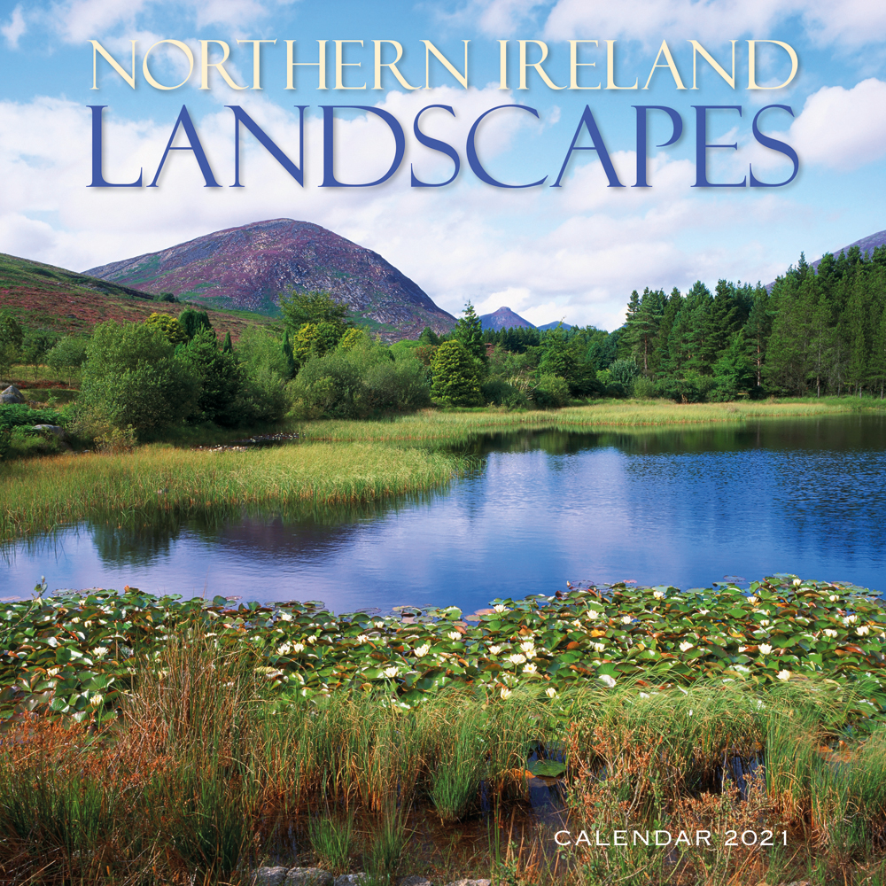Northern Ireland Landscapes Calendar 2021