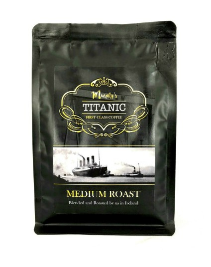 Titanic First Class Medium Roast Coffee 250g
